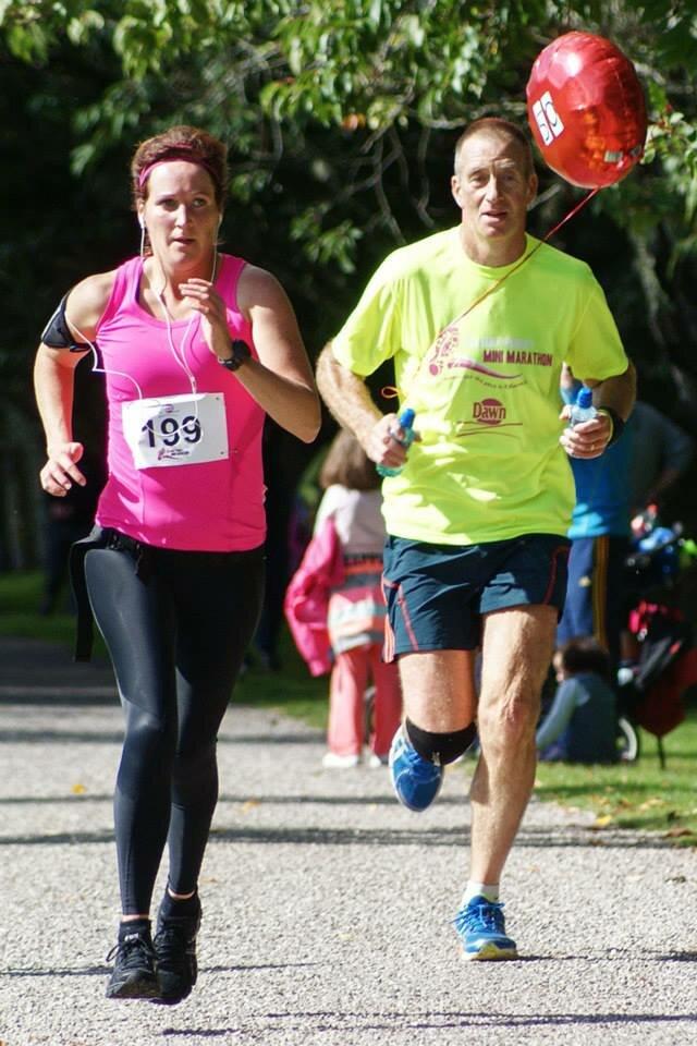 Mini Marathon Pacer