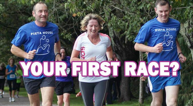 Running your first 5km or 10km?